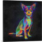 ARTCANVAS Chihuahua Mexican Dog Canvas Art Print