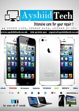 FAST  IPHONE 5 SCREEN REPAIR SERVICE COMPLETE LCD DIGITISER REPLACEMENT