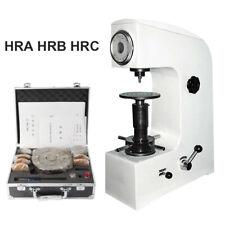 Desktop Rockwell Hardness Tester Metal Manual Hardness Testing Machine Hr150a