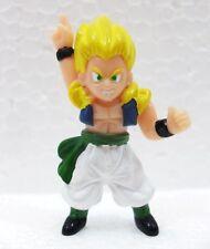 Dragon Ball GOTENKS figura gomma/plastica morbida misura cm. 4,3