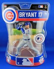 "Imports Dragon MLB 6"" Kris Bryant #17 Chicago Cubs Baseball Action Figure"