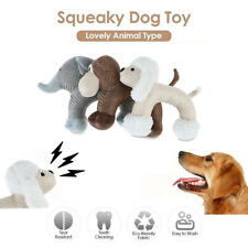 Chew Toys Interactive for Dog Indestructible Stuffed Squeaky Sound Toy Squeaker.