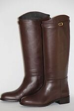 NEU HUGO BOSS DAMENSTIEFEL Gr. 38 (UK 5) UVP: 499,00 €  Made in Italy