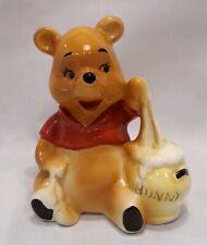 Walt Disney production Winnie the Pooh Porcelain Figure-Vintage
