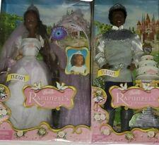 Barbie Special African American Rapunzel's Wedding W/ Prince Mattel Collector
