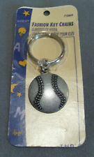 New Metal Baseball Keychain - made by Hillman Group