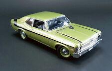 GMP 1970 Chevrolet Nova Yenko Deuce Citrus Green 1/18