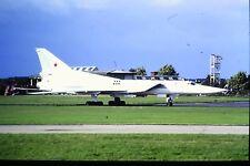 4/449-2 Tupolev Tu-22M Backfire Russian Air Force Kodachrome SLIDE