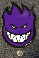 Spitfire Bighead Sticker Purple Anti Hero Thrasher Krooked FA Real Baker Element