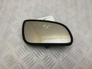Audi A8 S8 D3 4E 2004 Right  Wing mirror glass 4E0857536G