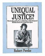 Unequal Justice?: What Can Happen When People With Retardation or-ExLibrary