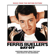 FERRIS BUELLER'S DAY OFF Ira Newborn CD LA-LA LAND Ltd Ed SOUNDTRACK Score SONGS