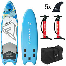 Aqua Marina Mega Sup-Set Stand up Paddle Board Mehrpersonen-Isup Inflatable Surf