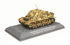 Altaya 1:72 Sturmpanzer IV Brummbär (Sd.Kfz.166) Rome Italy 1944