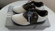 ADIDAS W GOLFLITE 3 Z 671337 UK 5 1/2 MEDIUM CREAM/SOUT MET SIZE 5.5 NEW IN BOX