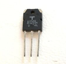 2SA1265N Original  Transistor 140V 10A 100W BY TOSHIBA LOT OF 50