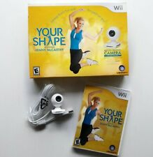 Wii Your Shape Fitness with Ubisoft Hercules Motion Camera Nintendo Fit Active