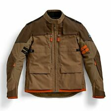 New BMW PureXcursion Jacket Men's 52 Brown #76121539754