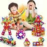 100 pcs Magnétique Blocs de Construction Ensembles Enfants Éducatifs Jouets Kits