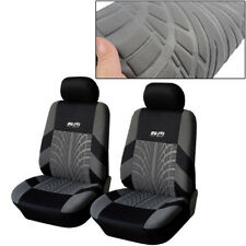 2PCS Washable handmade embroidery car  front seat cover massage cushion  parts