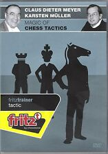 ChessBase: Müller, Meyer - Magic Of Chess Tactics - Schach Fritztrainer Taktik