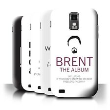 Back Case/Cover/Skin for Samsung Galaxy S2 Hercules/T989/Funny Office Sitcom