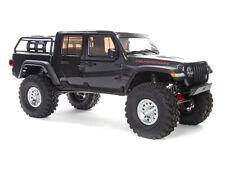 SCX10 III Jeep JT Gladiator 4WD RTR Black C-AXI03006T1