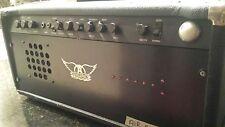 ** AUTHENTIC - Aerosmith Joe Perry Amp 1970's Custom 130 Watt Music Man Head