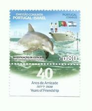 Portugal 2017 - Joint Issue with  Israel - Dolphins set MNH