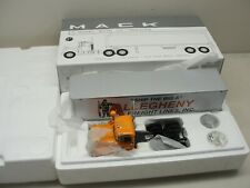 NEW FIRST GEAR MACK R-MODEL W/ 35' TRAILER ALLEGHENY FREIGHT LINES 1/34 SCALE