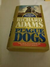 The Plague Dogs by Richard Adams (1981, Paperback)