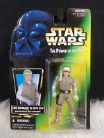 Kenner Star Wars Power Of The Force Luke Skywalker in Hoth Gear Action Figure
