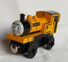 Duncan da THOMAS THE TANK ENGINE e gli amici del treno in Legno Brio ELC