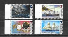 Tristan da Cunha 2018 NEW ISSUE 140th Anniv of the Wreck of Mabel Clark MNH/UMM