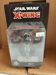 Slave 1 Expansion Pack Star Wars: X-Wing 2.0 FFG NIB Slave I