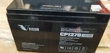 Vision Battery CP1270,OEM,12V7AH, Non-spillable,OEM