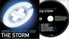 JERRY ROPERO The Storm 2008 UK 7-mix DJ promo CD
