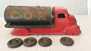 boomaroo wyn robilt australian vintage toy COR tanker