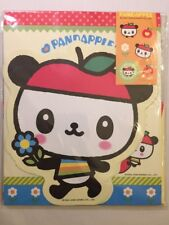 Sanrio 2006 Pandapple Letter Set New In Package