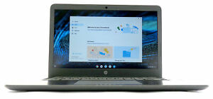 "HP Chromebook 14-CA050SA - Celeron N3350, 4GB RAM, 32GB eMMC, 14"" Touchscreen"