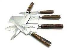 5tlg KOCHKNIFE© Damascus Messer Set Küchenmesser Damastmesser Dior