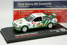 Ixo Presse 1/43 - Ford Sierra RS Cosworth Tour de Corse 1988