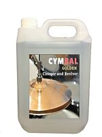 CYMBAL GOLDEN Cleaner and Reviver 5L  - Supreme Cleaning Action by Trade Chem