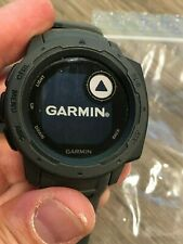 Garmin Instinct Outdoor GPS Watch with Heart Rate Monitor - Graphite #17782-2