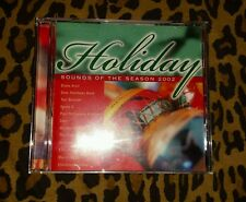 Holiday Sounds of the Season 2002 CD w/Diana Krall, Dave Matthews Band, Kenny G.