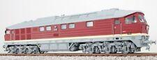 ESU 31161 Diesellok, 132 558, DR, bordeauxrot, Ep IV, Sound+Rauch, DC/AC Neu