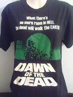 DAWN OF THE DEAD  ZOMBIE FILM  MENS T SHIRT horror movie