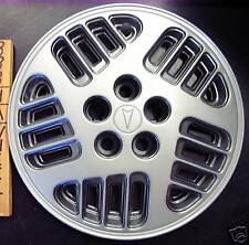 Pontiac Grand Am Sunbird Refinished Snowflake Pattern Wheel Cover Factory Hubcap