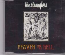 The Stranglers-Heaven Or Hell promo cd single