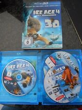 Blu-Ray 3D  - Ice Age 4